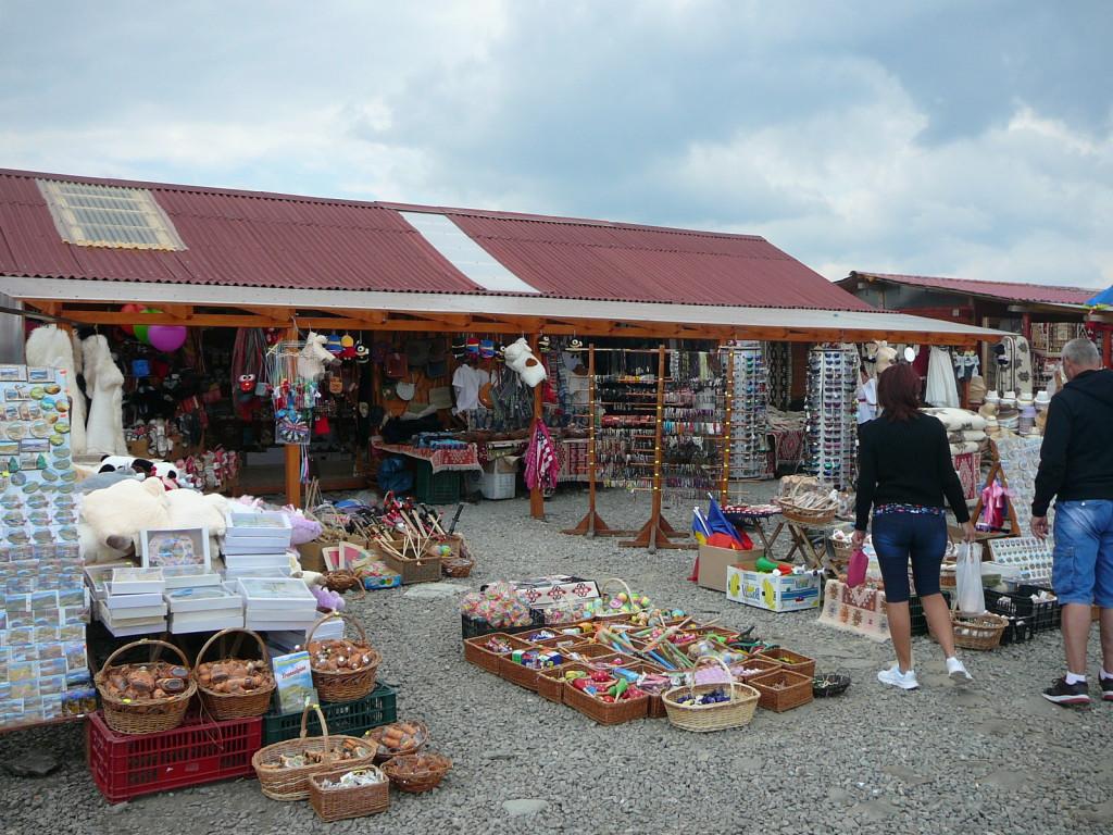 transalpina trh na vrchole