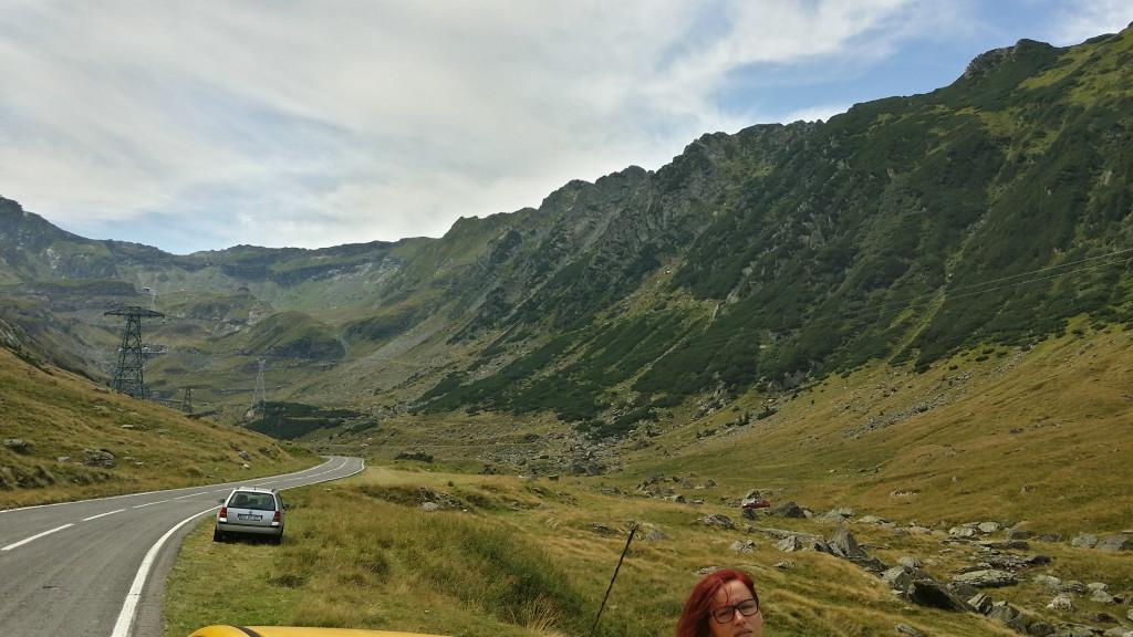 transfagarasan hory