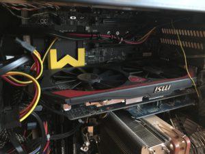 MSI GTX 750 Ti & Lian Li PC-A04N