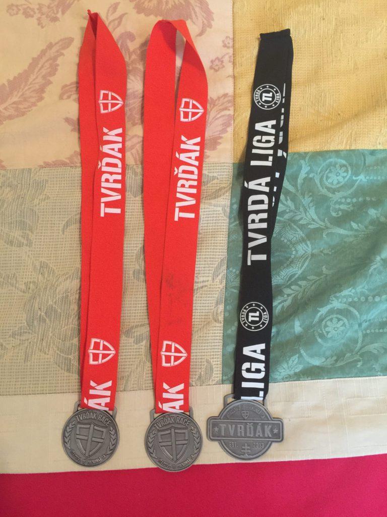 Medaile Tvrďák 2016, Tvrdá liga
