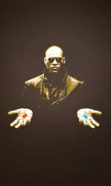 matrix morpheus choice