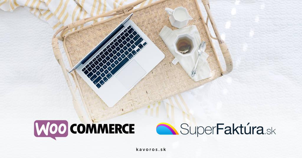 WooCommerce a automatická fakturácia so SuperFaktúra.sk