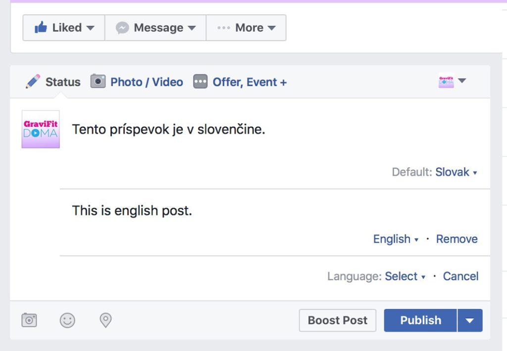 Zadávanie nových prekladov