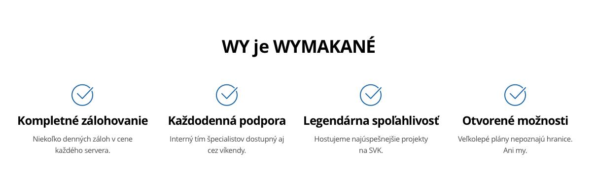 Ukážka z webu: WY je WYMAKANÉ