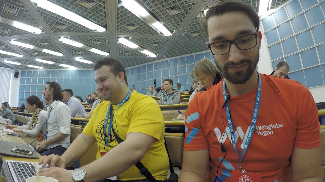 VLOG 14 Na WordCamp Bratislava 2017