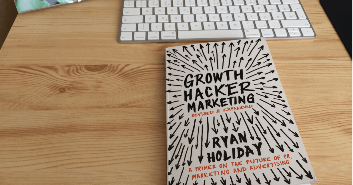 Recenzia knihy Growth hacker marketing