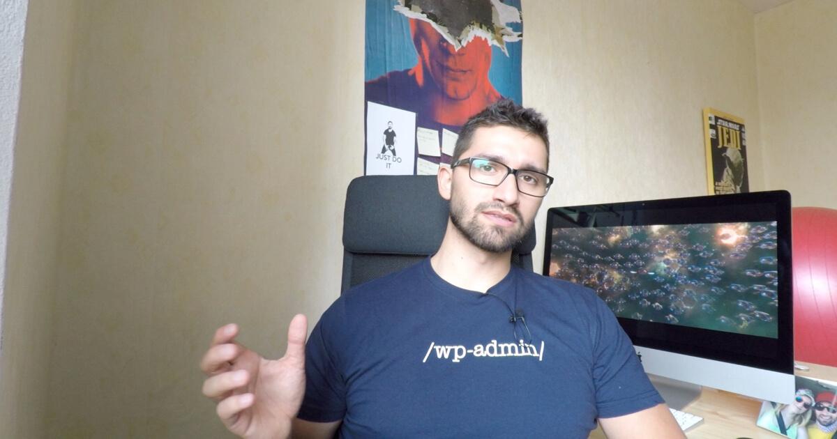 Ako vybrať hosting, VLOG