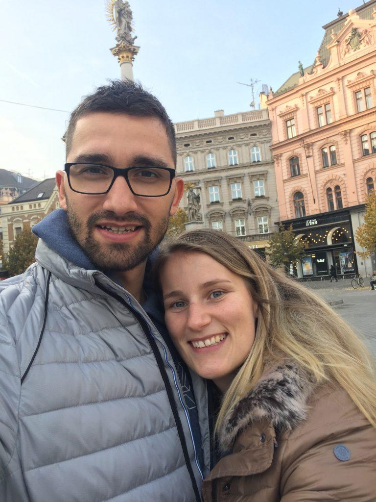 Karol Vörös & Dominika Bašnáková