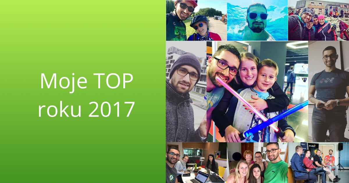 Moje TOP roku 2017