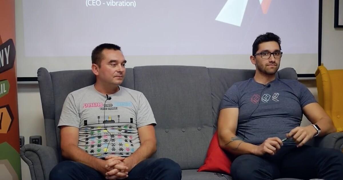 Silné weby: Ivan Potančok & Karol Vörös @ WebSupport