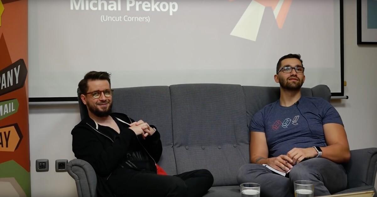 Michal Prekop & Karol Vörös, Silné Weby 02/2018, WebSupport