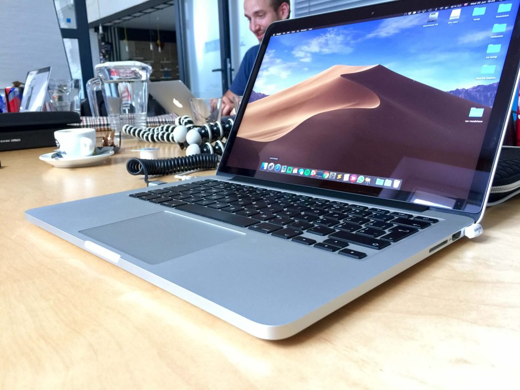 "Apple Macbook Pro 13"", @banka_zilina"