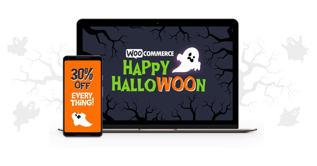 WooCommerce Hallowoon 2018