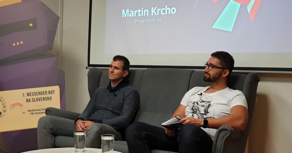 Silné Weby 11/2018, Martin Krcho & Karol Vörös @ WebSupport